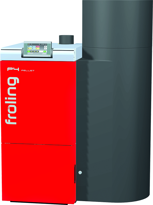 Fröling P4 Pellet Boiler